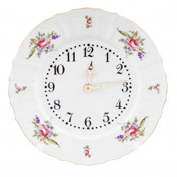 Часы круглые bernadotte полевой цветок 27 см