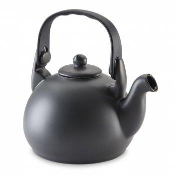 Чайник, объем: 1,7 л, материал: керамика, цвет: графит, серия colonial, ce