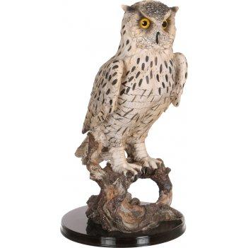 Фигурка сова высота=44 см.