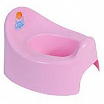 Горшок детский розовый 2702la-rs