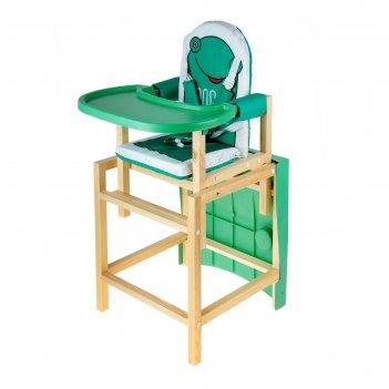 Стол-стул для кормления froggy лак