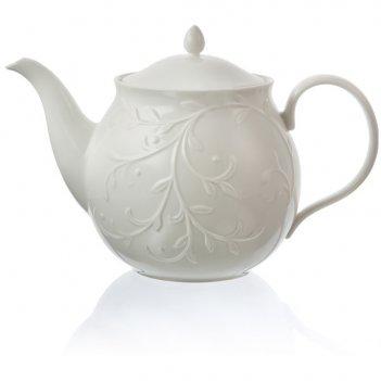 Чайник 1,7л чистый опал, рельеф