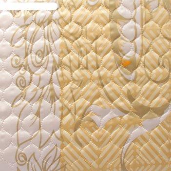 Покрывало 3d marianna евро макси арфа, 230х250 см, искус.шелк, п/э100%