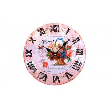 Часы настенные диаметр=33 см.