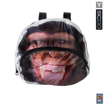 Сумка-чехол для самоката y-scoo bag обезьяна