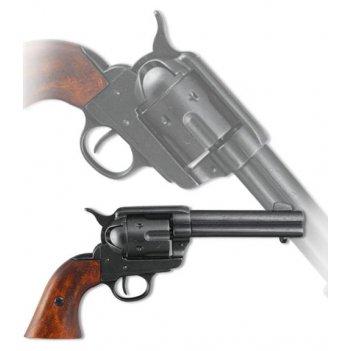 Револьвер кольт, 45 калибр