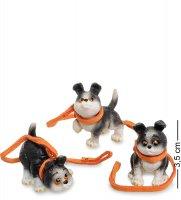 Pr-ruf10 статуэтка собаки (wee three. rufus. parastone)