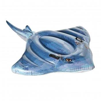 Игрушка для плавания скат 188х145см, от 3 лет