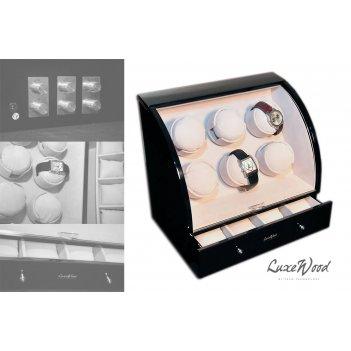 Шкатулка для часов с автоподзаводом (хранение и подзавод)