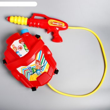 Водный ранец с пушкой фиксики, sl-03471