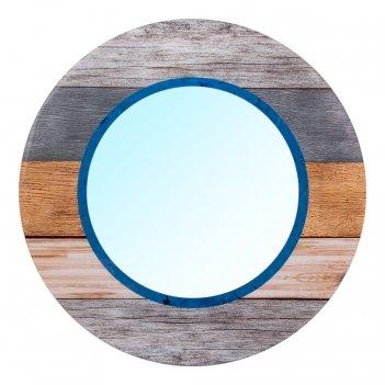 Зеркало настенное d=60см