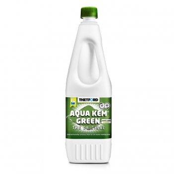 "Жидкость для биотуалета ""aqua kem green"" (1,5л)"
