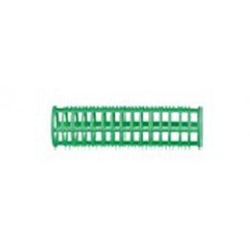 Бигуди пластик dewal beauty d23ммx76мм, в комплекте шпильки р-р 80мм.10 шт