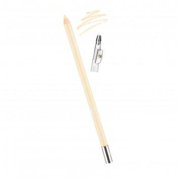 Карандаш для глаз с точилкой tf professional lipliner pencil, тон №131 ivo