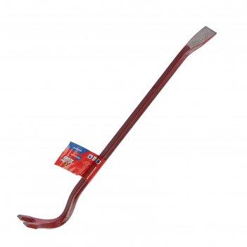 Лом-гвоздодер top tools, 400 мм , шестигранный, 13.5 мм