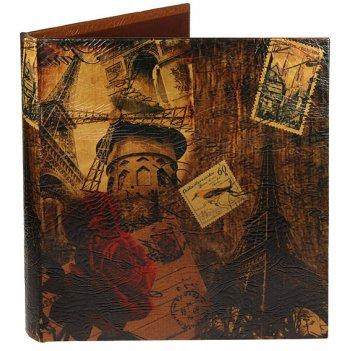 Фотоальбом-фолиант париж на 240 фото 10*15см, 35*32*5см