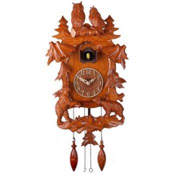 Настенные часы с кукушкой phoenix p 574