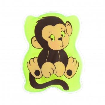 Грелка солевая обезьяна