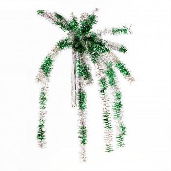 Пальма простая 75 см цвет микс