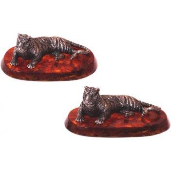 Сувенир лежащий тигр