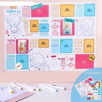 плакаты для новорожденных