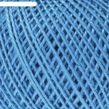 Нитки вязальные ирис 150м/25гр 100% мерсеризованный хлопок цвет 3010