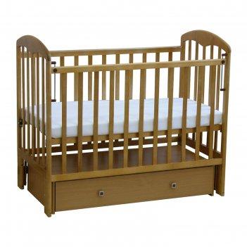 Кровать детская фея 328 медовый