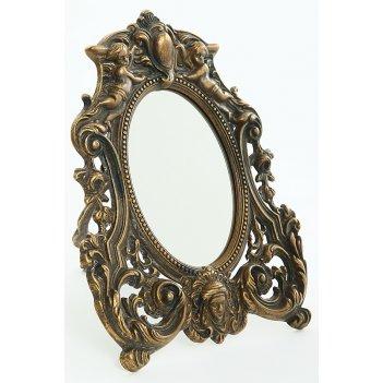 Зеркало, 20х26 см