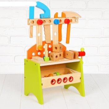 Игровой набор столярная мастерская