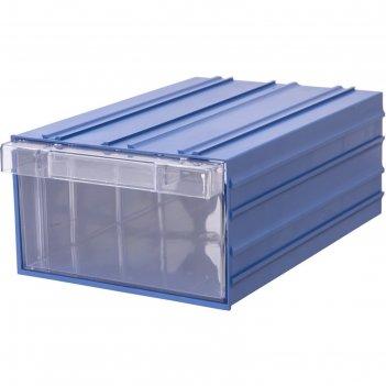 Смарт бокс 302x210x124 синий