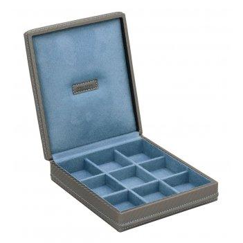 Friedrich lederwaren 32053-9 шкатулка для хранения запонок