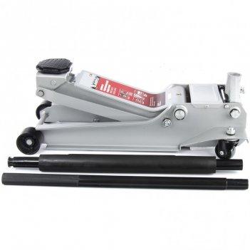 Домкрат гидравлический подкатной 98-535 мм. профессиональный, быстрый подъ