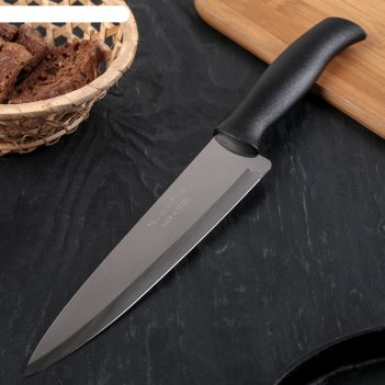 Нож для мяса tramontina athus, лезвие 20 см, сталь aisi 420