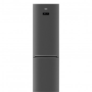 Холодильник beko cnkr 5356 e20x, двухкамерный, класс а+, 356 л, nofrost, н