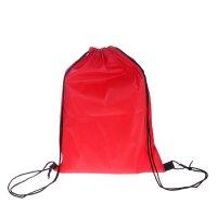 Рюкзак-мешок текстильный для обуви, шнурок, с усиленными уголками, цвет кр