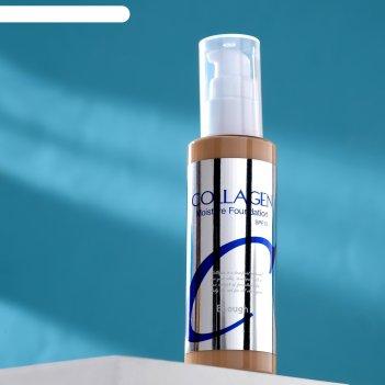 Enough увлажняющий тональный крем с коллагеном collagen moisture foundatio