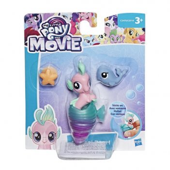 My little pony movie. мерцание пони малыши-гипогрифы (пони-подружки)
