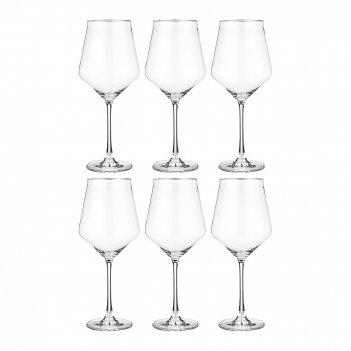 Набор бокалов для вина alca из 6шт. 450мл