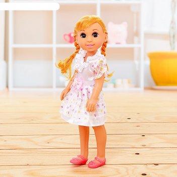 Кукла наташа в платье микс