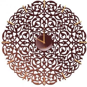 Настенные часы икониум (шоколад) jclock jc10-33 засечки