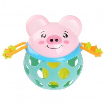 Погремушка «свинка»