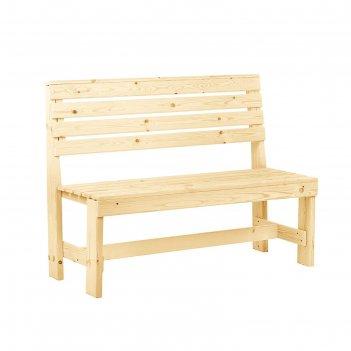 Скамейка к набору дачный 140 см
