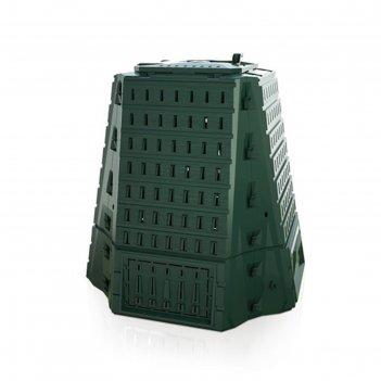 Компостер biocompo, 900 л , зелёный