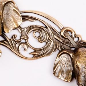 Вешалка - ключница слоны малая