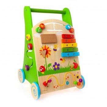 Детский логический центр играем и развиваемся 32,5х33х51 см