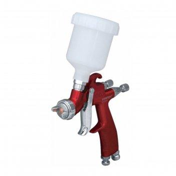 Краскораспылитель кратон lvlp-03g, дюза 0.8 мм, 2-3.5 атм, 70-95 л/мин, 0.