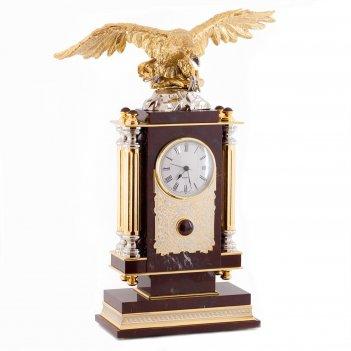 Часы орел камень яшма