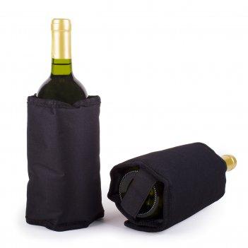 Охладительная рубашка для вина koala черная