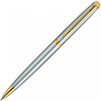Перьевая ручка waterman hemisphere stainless steel gt.waterm