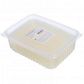 Основа для глицеринового мыла ручной работы кристалл sls free, 1 кг